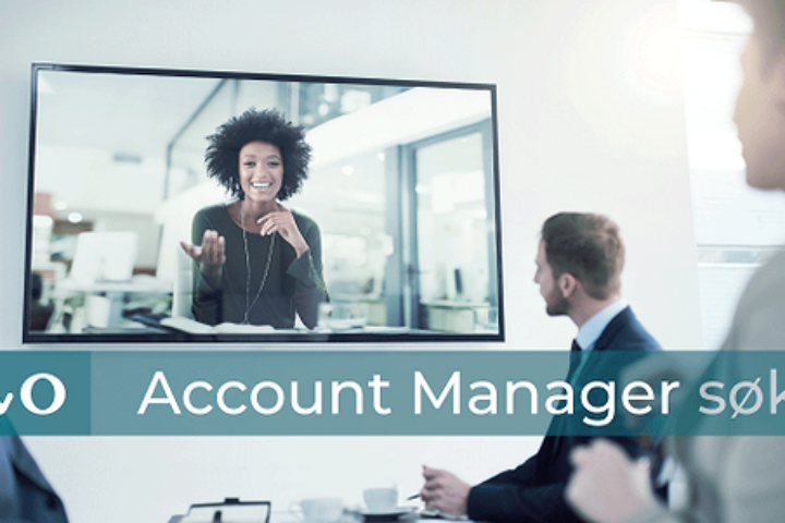 Ledig stilling: Account Manager
